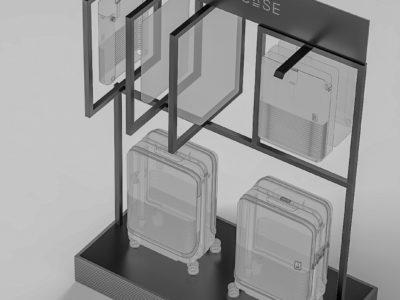 Appercase displays